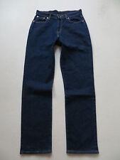 Levi's® Damen Jeans Hose W 33 /L 32, dark Indigo Stretch Denim, wie NEU ! Gr. 40