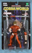 COBRA Space Adventure - Figurine 16 cm Cobra World moc EPOCH 1999 japon RARE