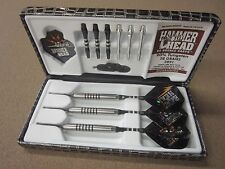 Hammer Head Smooth 28g Steel Tip Darts 90% Tungsten 2891 w/ FREE Shipping