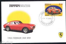 FERRARI BUSTA UFFICIALE 1953 FERRARI 250 MM MACCHINA