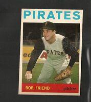 1964 Topps # 20 Bob Friend NM-MT
