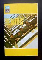 THE BEATLES please please me SPAIN CASSETTE EMI 1986