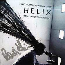 HELIX Reinhold Heil 2-CD Set AUTOGRAPHED SIGNED LA-LA LAND Soundtrack SCORE New!