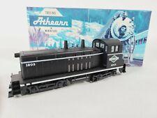 Athearn 4053 Illinois Central SW7 Cow Switcher Dummy Train Kit HO