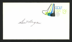 Ben Hogan Certified Authentic Autographed Signed First Day Cover JSA GG59929