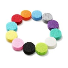 Washable Refill Pads Felt Pads Diameter 22mm for Car Essential oil diffuser W1W5