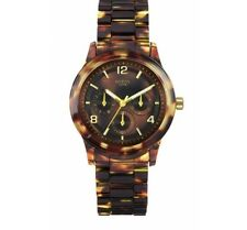 GUESS Tortoise Ladies Multidial Watch W13572L1