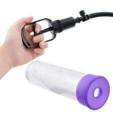 Beginner Male Vacuum Penis Pump Enlargement Device Enlarger Enhancer For Men