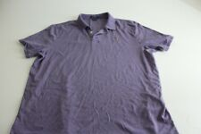 New listing Polo Ralph Lauren Purple Classic Fit POLO SHIRT XL Extra Large