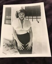 MEG MYLES ACTRESS VINTAGE 8 X 10 PHOTOGRAPH FROM IRVING KLAWS ARCHIVES