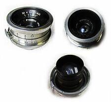 JUPITER-12 1:2.8 F=3.5cm Vinatge Russian Camera Lens