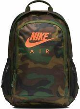 Nike Air Hayward Futura NK Backpack CAMO CK0955-210 Bag Back Pack   SHIPS BOXED