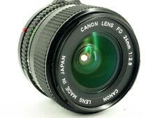 CANON LENS FD EXTREM WW Objektiv 2.8/24 Canon FD