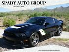 2013 Ford Mustang GT Premium 2dr Fastback 2013 Ford Mustang GT Premium 2dr Fastback 24233 Miles Black Coupe 5.0L V8 Manual