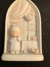 precious moments figurines Blessed Are They That Mourn 2nd Beatitude Mib