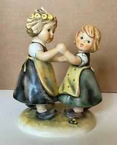 """Vintage Hummel Goebel #353 0 """"Spring Dance"""" Figurine"""