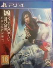Jeu PS4 MIRRO'S EDGE CATALYST