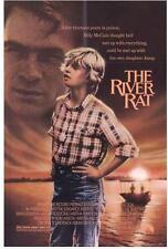 THE RIVER RAT Movie POSTER 27x40 Tommy Lee Jones Brian Dennehy Martha Plimpton
