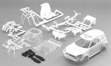 Carroceria Mini ALL4 raid white body kit Scaleauto Ref.SC-3615