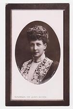 RPPC,U.K.H.R.H.Alexandra of Denmark,Queen Mother of George V,c.1911