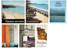 Toscana mare / Maremma / Tuscia