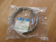 "50 Feet Solid Aluminum Antenna Ground Wire 9 AWG 1/8"" dia,Philmore 15-625"