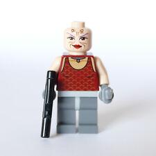 Lego ® Star Wars ™ figura Sugi sw305 cazador de recompensas de 7930 gunship como nuevo