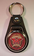 MATCHLESS MOTORCYCLES FAUX LEATHER KEY RING / KEY FOB.