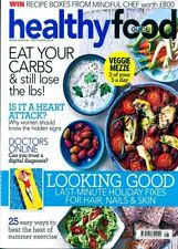 HEALTHY FOOD GUIDE MAGAZINE ISSUE AUGUST 2018 ~ NEW ~
