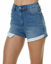 Lee Cotton Shorts for Women