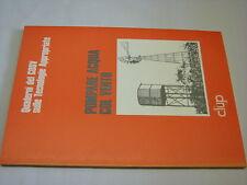 (CAST) Pompare acqua col vento 1983 Clup Quaderni del COSV