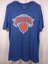 New York Knicks T Shirt Mens 2XL Jeremy Lin Basketball Jersey Blue