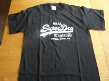 SCREEN Stars T-shirt by Fruit of The Loom logo Superdry