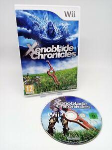 Xenoblade Chronicles - Complete - Nintendo Wii