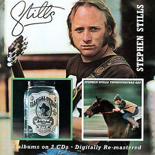 Stills/Illegal Stills/Thoroughfare Gap by Stephen Stills (CD, Mar-2007, 2 Discs, Beat Goes On)