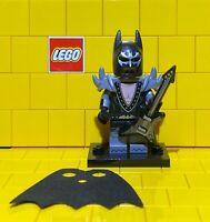 Lego Batman Movie Minifigure Series 1 Glam Metal Batman NEW Without Packaging