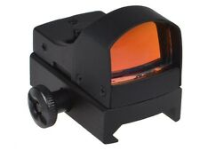 New Tactical Mini Holographic Reflex Sight Micro 3 MOA Red Dual Brightness Dot