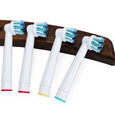 4 Tetes Pour Oral b Brossettes brosse dents électrique rechange EB50-3 EB50-2