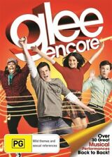 Glee Encore (30 Musical Performances from Season 1) DVD **BRAND NEW** (Region 4)