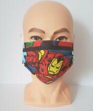 Face Mask - Iron Man - plus Filter