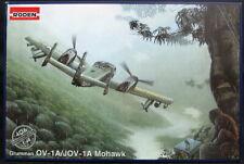 Roden Models 1/48 GRUMMAN OV-1A JOV-1A MOHAWK U.S. Army