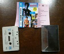 747 Saudi ROCKY III Cassette STEREO 5110 Bonus Tracks SOUNDTRACK
