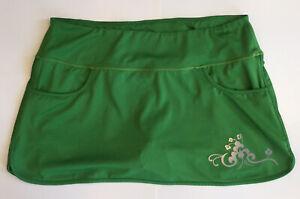 Athleta Green Sport Athletic Skort Womens Size 2X