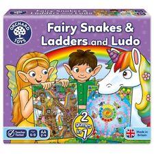 Orchard Giocattoli 059 FATA Snakes And Ladders con Ludo