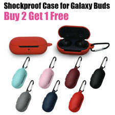 For Samsung Galaxy Buds / Buds+ 2020 Earphone Silicone Case Charging Cover Pouch