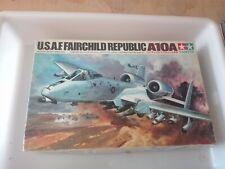 USAF FAIRCHILD REPUBLIC A10A 1/48 TAMIYA