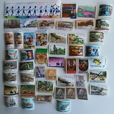 More details for 400 different christmas island stamps collection