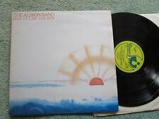 Albion Band Rise Up Like The Sun Label: Harvest SHS 4092 UK Vinyl LP Album
