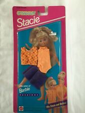 Mattel  Barbie Stacie Fashions Clothes/Outfit - 1990s-Fits Barbie and Stacie