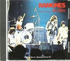 Ramones It's Alive Live CD NEW SEALED Sheena Is A Punk Rocker/Blitzkrieg Bop+
